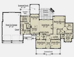 one story house plans with two master suites best of 5 bedroom house plans with 2