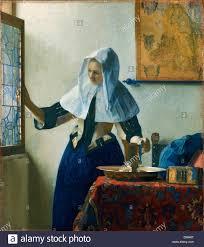 johannes vermeer the love letter circa 1669 oil on canvas rijksmuseum D9846T