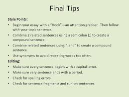 essay writing tips to attention grabbing sentences for essays logos ethos and pathos 3 ways to appeal to an audience in essays