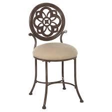 hilale furniture c street vanity stool hayneedle