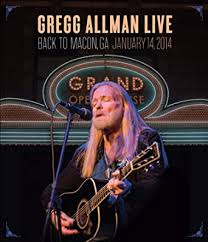 Gregg Allman Live Back to Macon, GA [DVD]: Gregg ... - Amazon.com