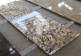 luxury yellow granite countertop standard size
