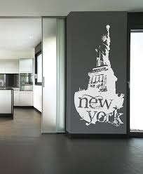 the new york statue of liberty wall stickers wallstickerdeal com