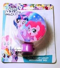 My Little Pony The Movie Led Night Light Featuring Twilight