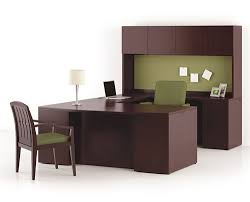 Office Furniture Interior Design Extraordinary Paoli Revival Office Furniture UShape Desks