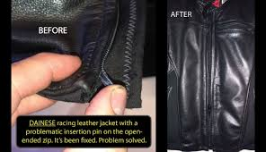 we can fix zips the others simply replace them