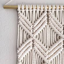 Free Macrame Patterns Amazing Macrame Patterns Macrame Pattern Macrame Wall Hanging Pattern Unique