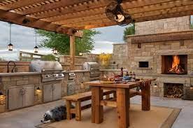 30 backyard bbq area design ideas