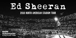 Ed Sheeran Metlife Stadium Seating Chart Ed Sheeran Concert Tickets 9 21 Metlife 800 00 Picclick