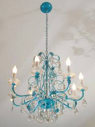 diy chandelier crystal chandelier makeovers blue chandelier redo easy ideas for old brass crystal and diy