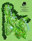 Brookwood Golf Club - Layout Map | Indiana Golf