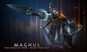 dota 2 items for the best initiation of magnus