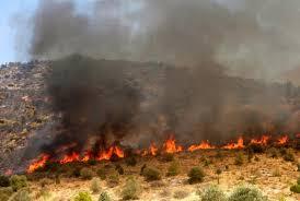 Αποτέλεσμα εικόνας για Υψηλός κίνδυνος πυρκαγιάς