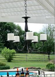 outdoor battery operated chandelier battery operated chandelier with remote