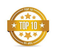 Resultado de imagen de top 10