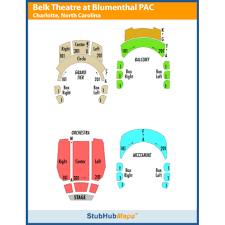 Blumenthal Theater Charlotte Seating Chart Nc Blumenthal Performing Arts Center Events And Concerts In