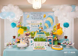 first birthday party themes