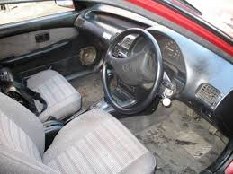 1992 Toyota Paseo Interior - image #10