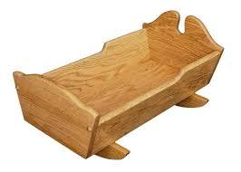 wooden baby doll cradle wooden baby toy cradle