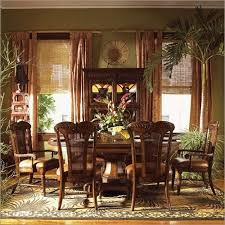 tropical dining rooms dining room interior tropical style for you