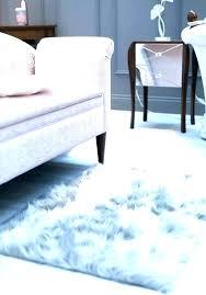 blue fur rug navy blue rich luxurious gy rectangle area rug by blue fur rug blue