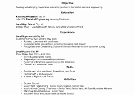 Optimal Resume Oswego