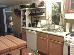 manufactured home kitchen makeover ideas inspirational cabin