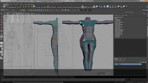 how to model in maya