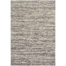 retro ivory gray 9 ft x 12 ft area rug