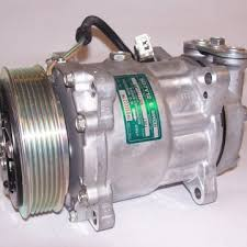 compresor de aire acondicionado de autos. compresor de aire acondicionado sanden sd7v12 (206 1.4i, 206 1.6i) autos