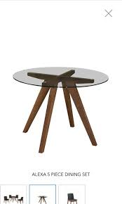 new branded seal packed dinning table