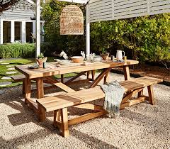 outdoor furniture early settler
