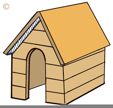 dog house clipart. Brilliant Clipart Download This Image As And Dog House Clipart