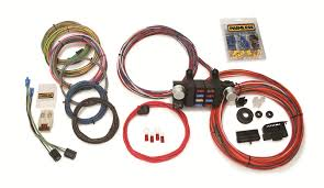 painless performance 18 circuit modular chassis harnesses 10308 painless 10205 at Universal Painless Wiring Harness