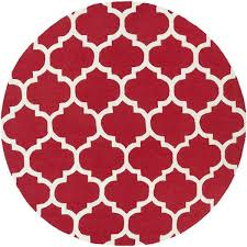 interior artistic weavers pollack red geometric stella area rug reviews antique wayfair round rugs harmonious