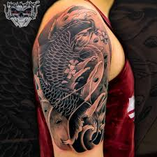 Japanese Tattoo Style Tattoo Shop Patong Get Inked Now In Phuket