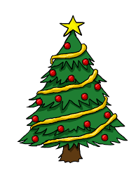 Google Christmas Tree Clipart #1