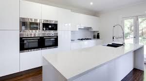 All White Kitchen Designs Best Decorating Design