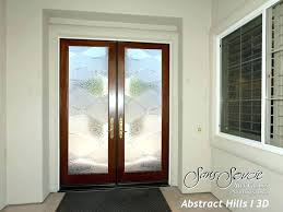 full glass front door glass for front doors s 3 4 glass entry door with sidelights full glass front