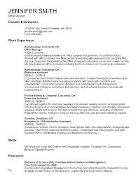 Microsoft Resume Template Classy Executive Level Resume Template Free Executive Level Resume
