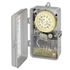 irrigation timers sprinkler timers watering irrigation r8800 series 3 hp 220 volt indoor outdoor irrigation sprinkler timer