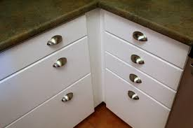 brushed nickel cabinet knobs style craftsman cabinets this cup pulls satin white custom ikea doors handle
