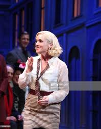 Jane Krakowski during the Broadway ...