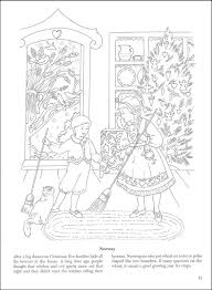 Small Picture Christmas Around the World Coloring Book 017586 Details