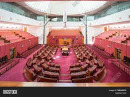 CANBERRA AUSTRALIA MAR   Interior View Of The - Houses of parliament interior