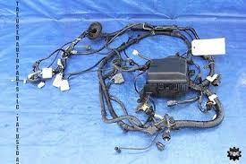 03 04 lancer evolution gsr oem chassis headlight wiring harness 03 04 lancer evolution gsr oem chassis headlight wiring harness evo8 ct9a 0280