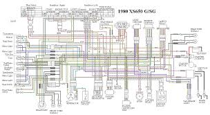yamaha wiring diagram all wiring diagrams baudetails info some wiring diagrams yamaha xs650 forum