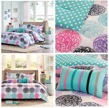 comforter set with a decorative pillow