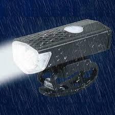 Smart Polaris Bike Lights Rechargeable Led Bicycle Light Bike Front Headlight Su Warning P5l3 Night S M4s9