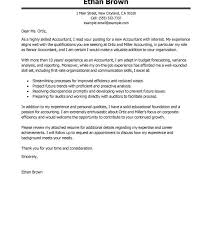 Sample Undergraduate Cover Letter Template Free